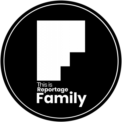 London family photographer this is reportage family badge